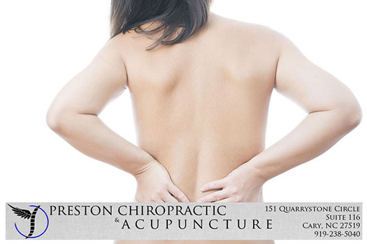 Chiropractic Care in Cary NC