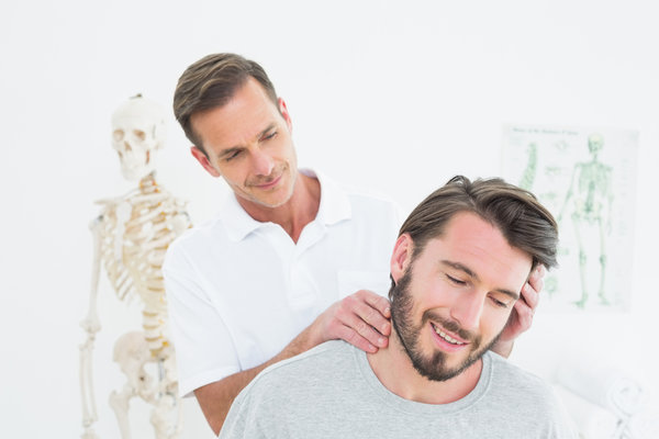 Preston Chiropractic and Acupuncture chiropractic adjustment