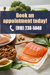 book appointment nutrition