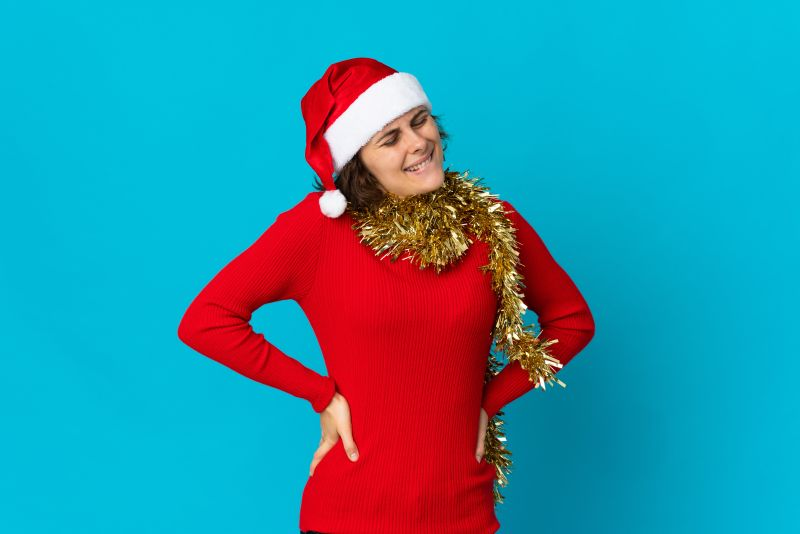 Holiday Back Pain Culprits And How To Avoid It