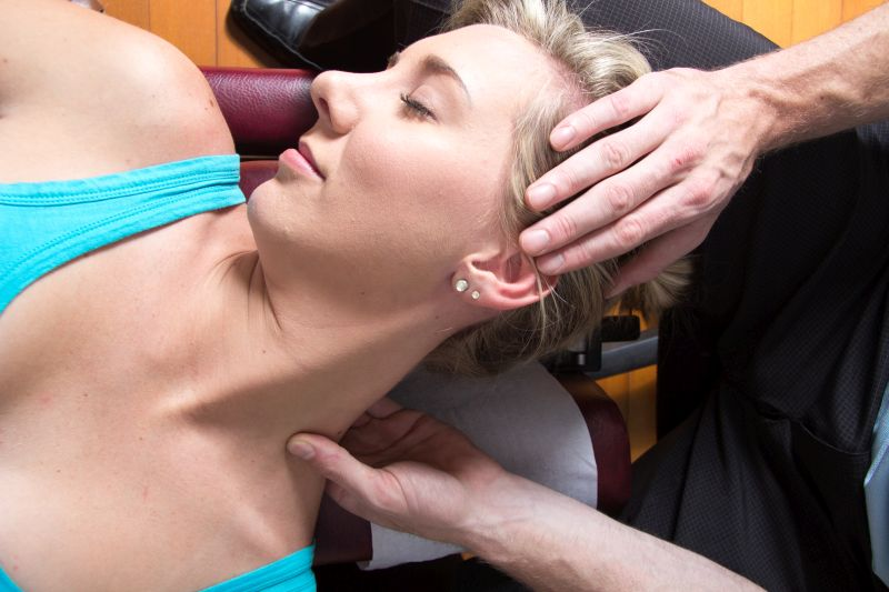 Preston Chiropractic and Acupuncture spinal manipulation